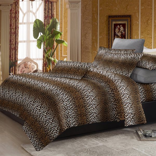 Adela Comfort Collection Sprei Leopatra 1