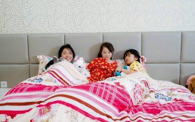 Tips merawat sprei berbahan 100% katun jepang